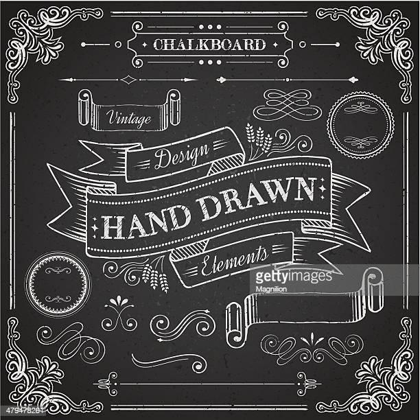 Chalkboard Elements