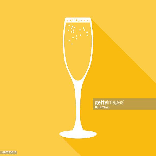 champagne icon - champagne stock illustrations