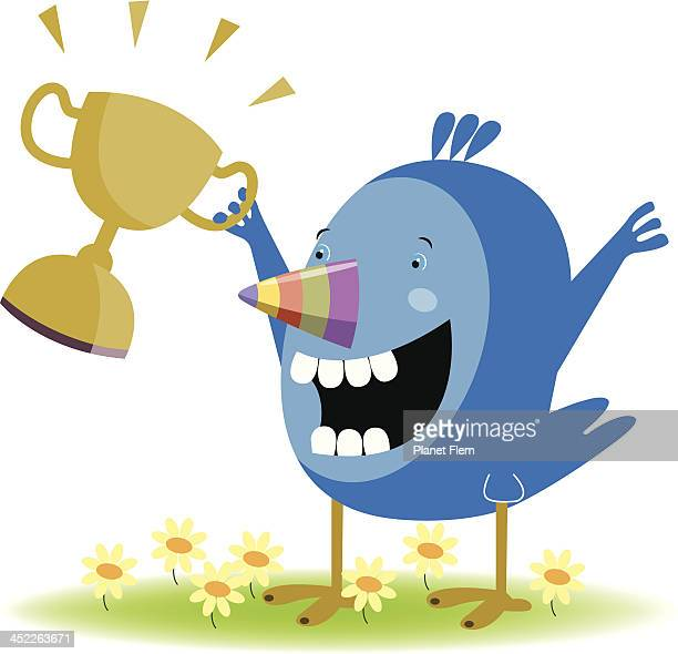 Champion Blue Bird