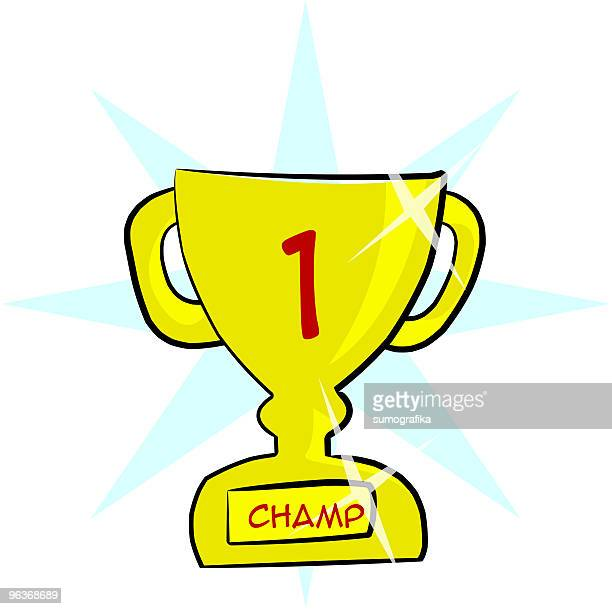 Champion Trophy [ 1st prize ] Award