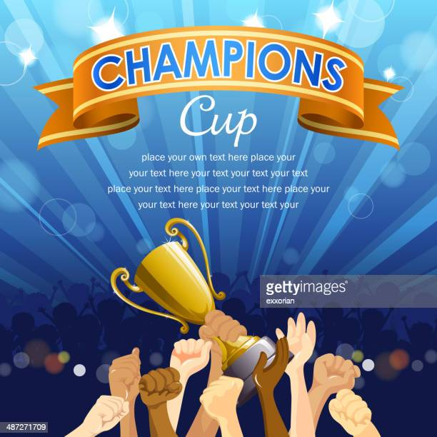 champions team. - applauding stock illustrations, clip art, cartoons, & icons