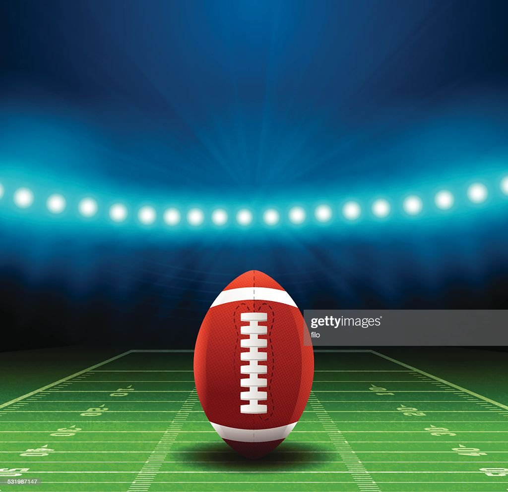 Football field background free