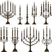 chandelier set