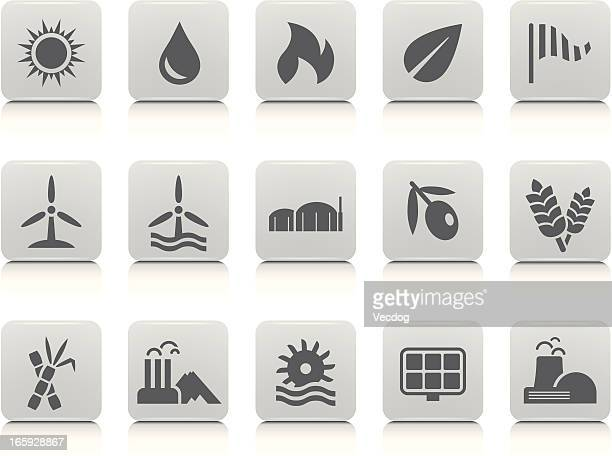 Change Energy Icon Set