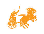 chariot  gladiator