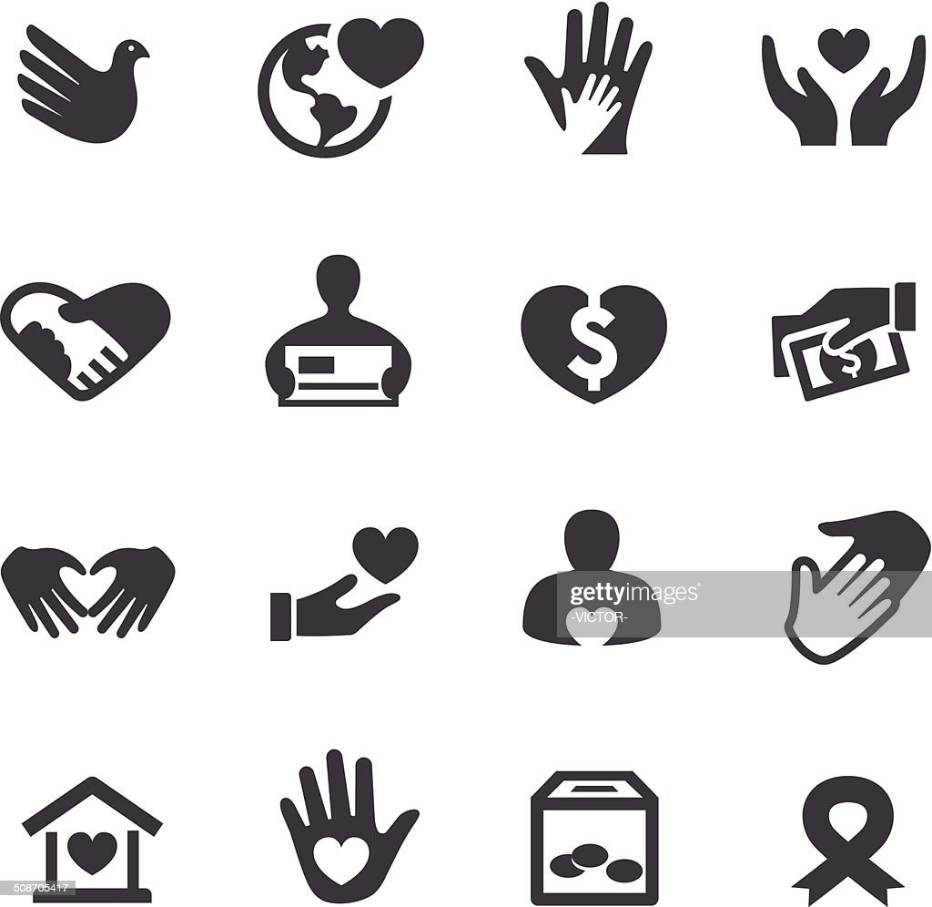 Charity Icons - Acme Series