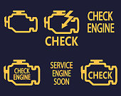 Check engine vector set
