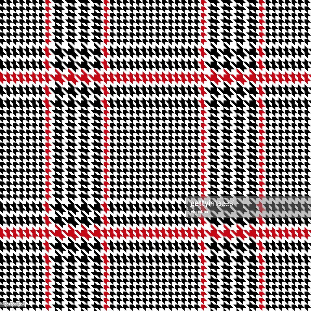 Check Fashion Seamless Pattern
