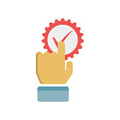 Check icon vector sign and symbol isolated on white background, Check logo concept