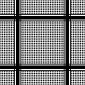 Check Keffiyeh Seamless Pattern