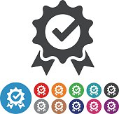 Check Mark Icons - Graphic Icon Series