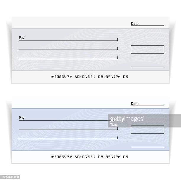 check - cheque stock illustrations, clip art, cartoons, & icons