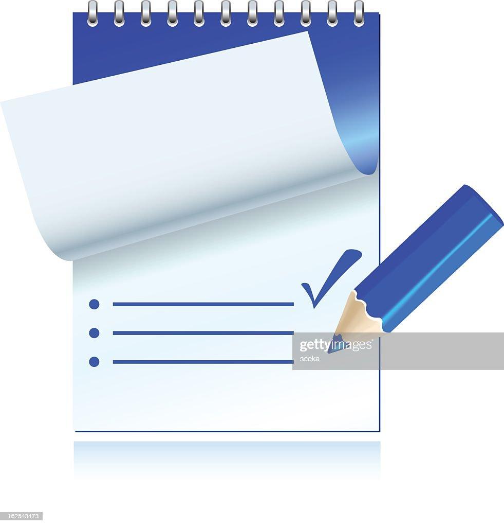 Lista de verificação : Ilustração