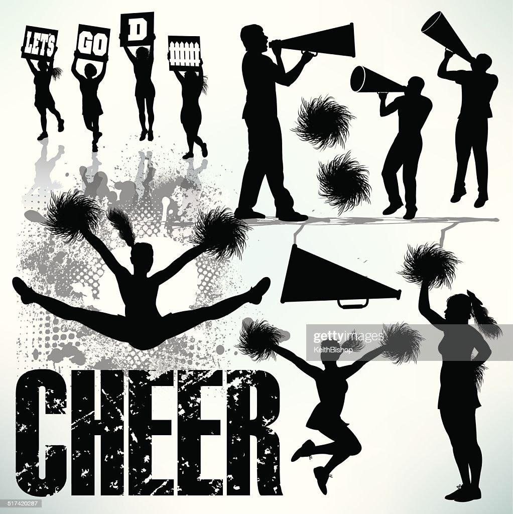 Cheerleading, Cheerleaders, Sports Set