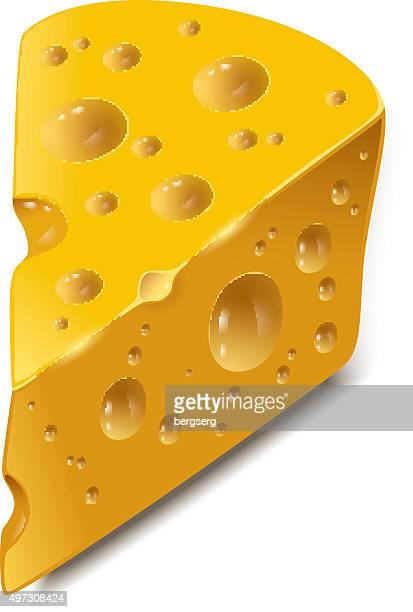 cheese - cheddar cheese stock illustrations, clip art, cartoons, & icons