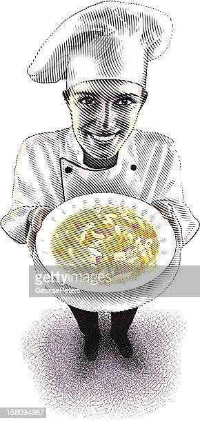 Chef and Soup