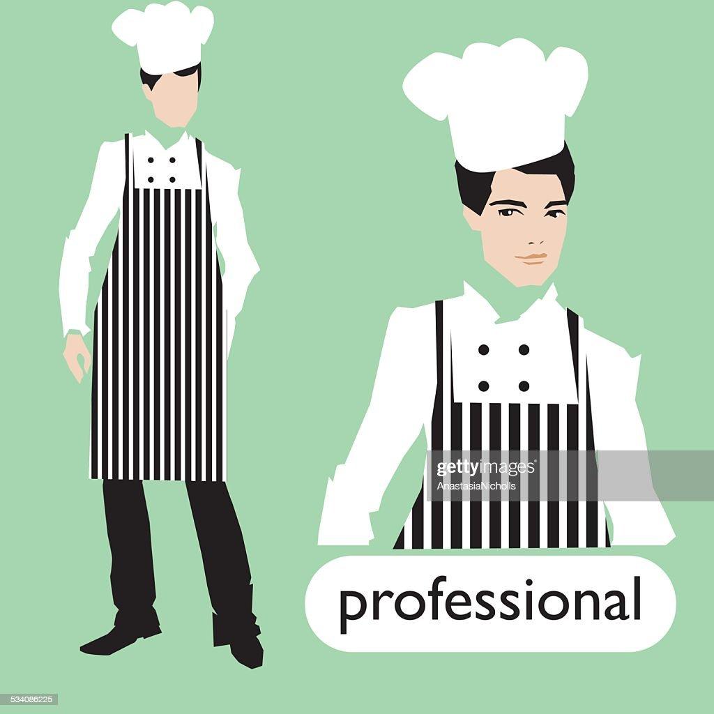 Chef flat set