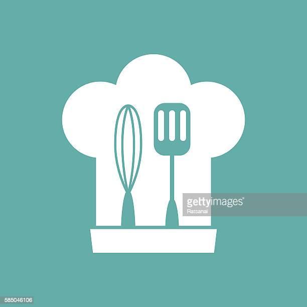 ilustrações, clipart, desenhos animados e ícones de chef de chapéu - chef de cozinha