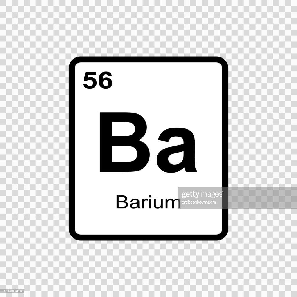 chemical element Barium