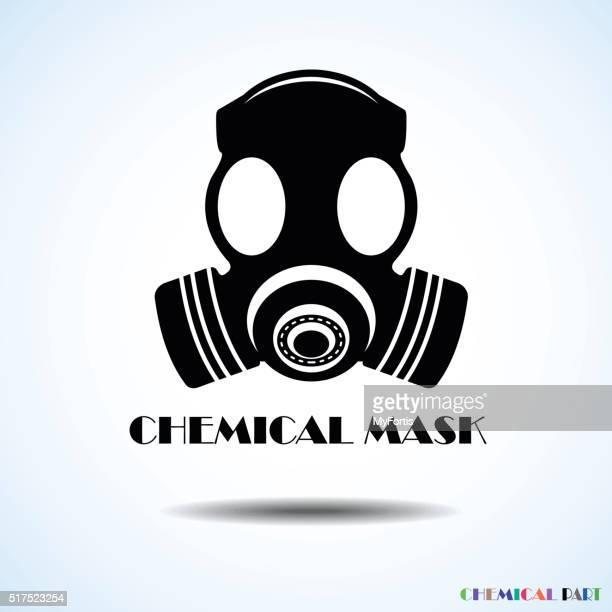 Máscara de química