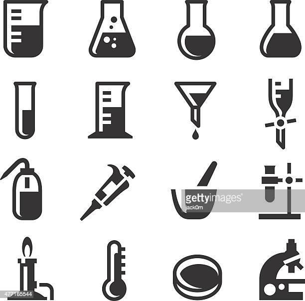 化学研究所のアイコンセット 2