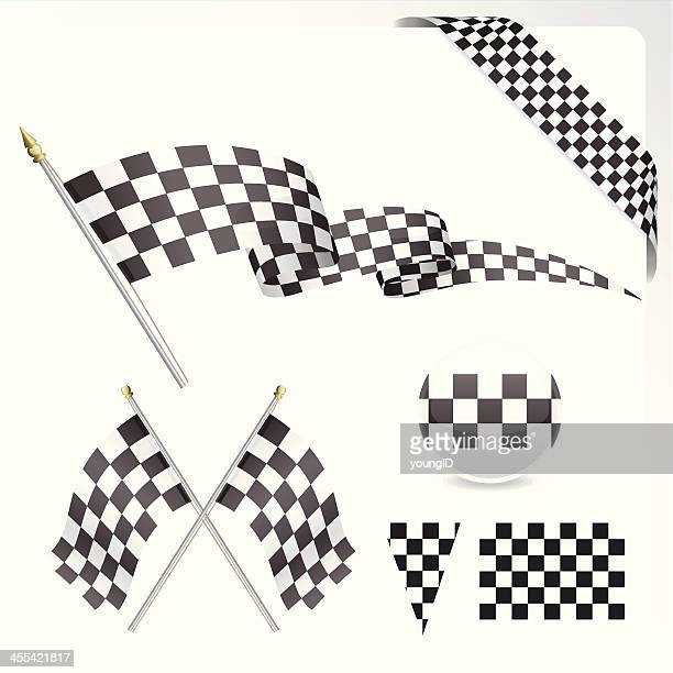 Chequered Flag Set