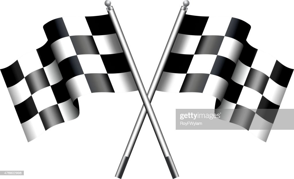 Chequered Flags Motor Racing