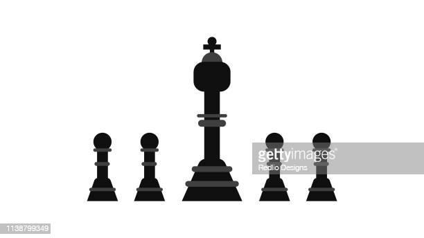 ilustraciones, imágenes clip art, dibujos animados e iconos de stock de el icono de la familia chess - torre pieza de ajedrez