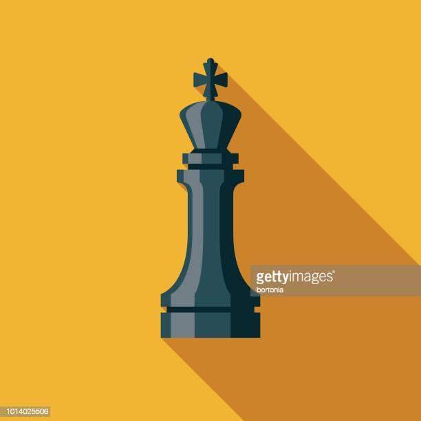 チェス フラット デザイン ロシア アイコン - チェス点のイラスト素材/クリップアート素材/マンガ素材/アイコン素材