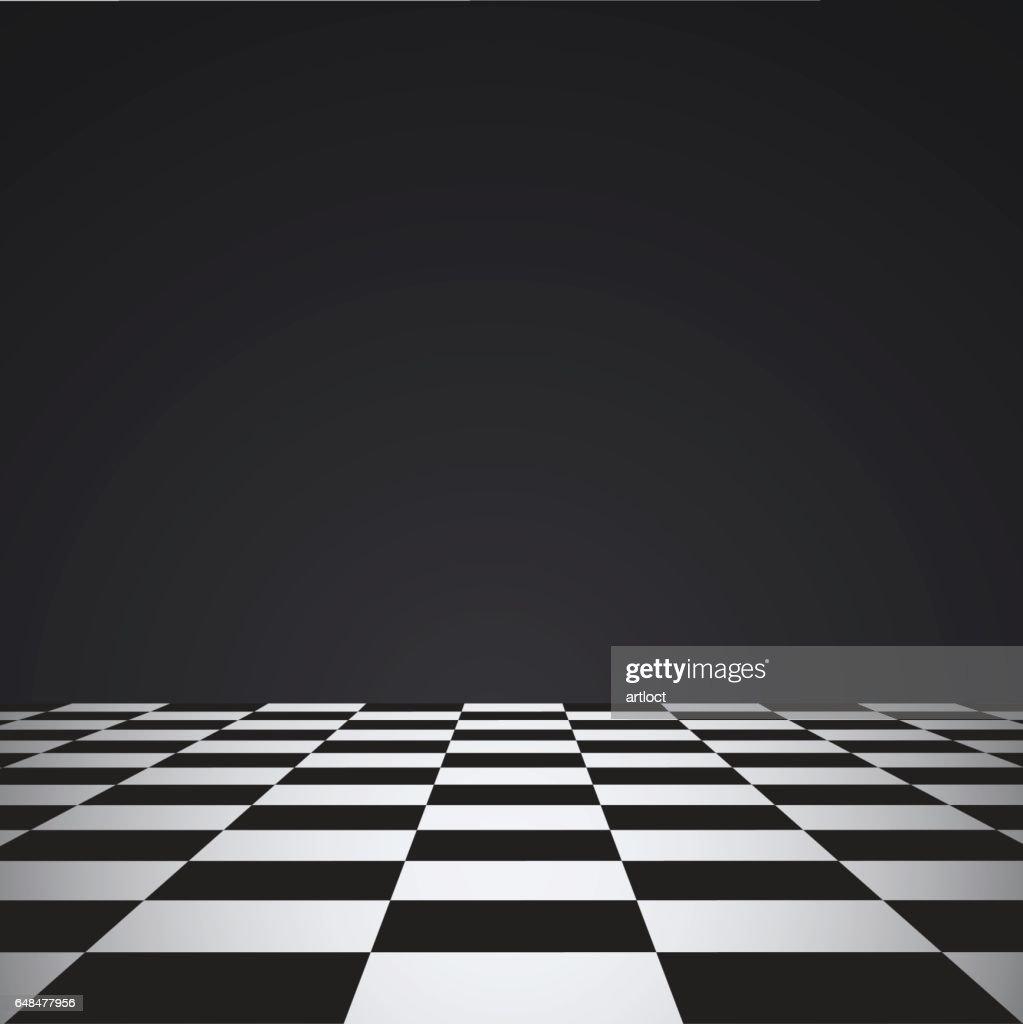 Chess floor