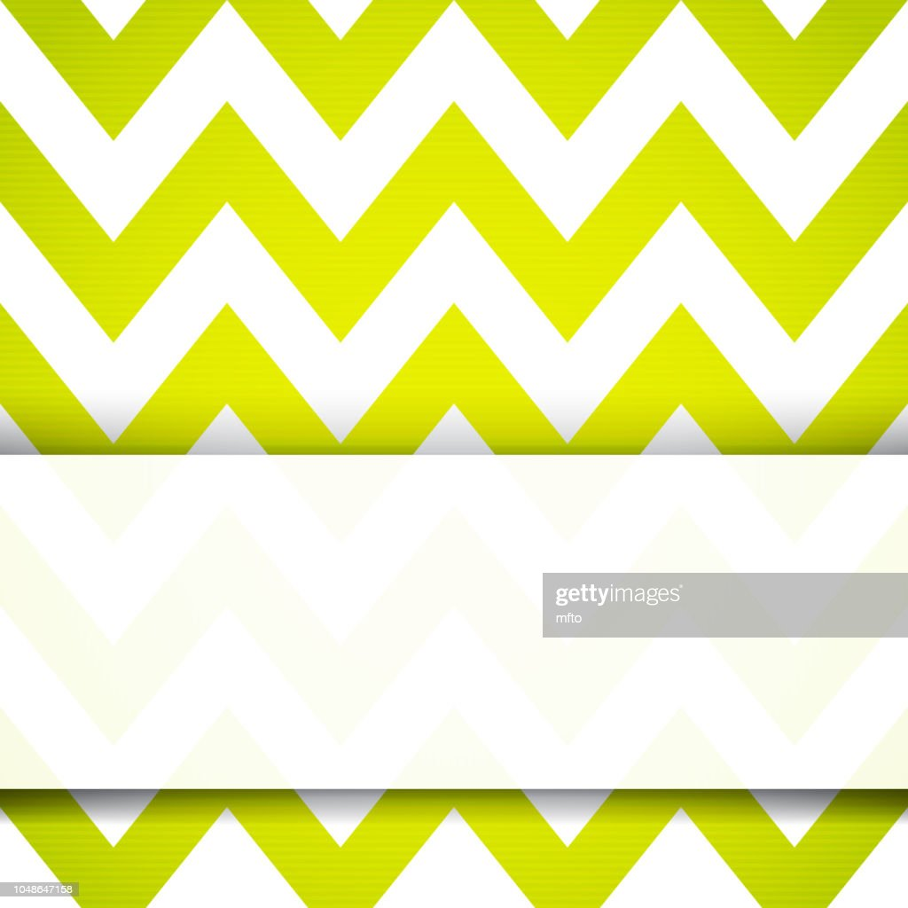 Chevron Pattern Background Template Vector Art Getty Images