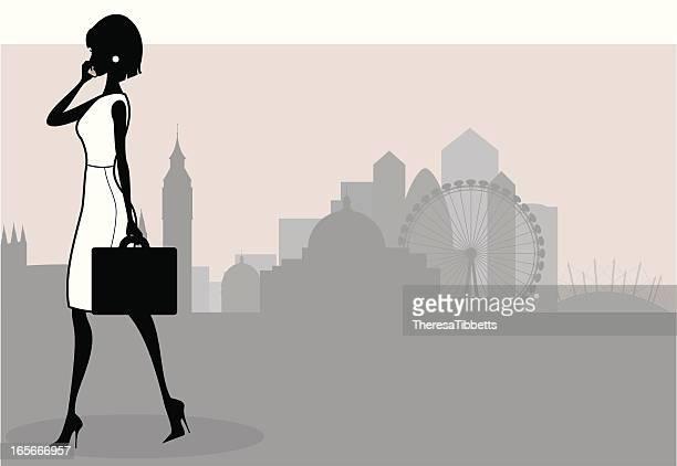 Chic Femme d'affaires