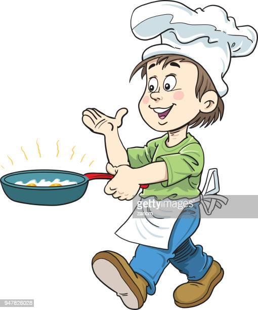 料理人として子