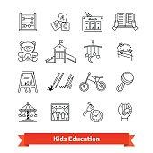 Child development and childhood education