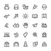 Childhood Icons - Smart Line Series
