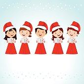 Children Christmas Choir