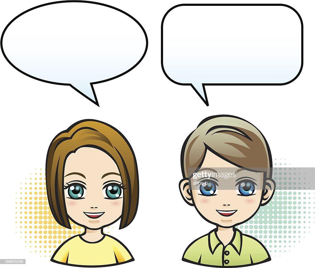 Children Dialogue