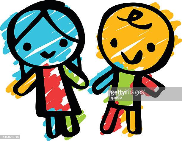 Children Doodle