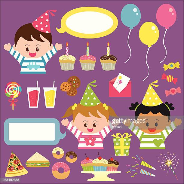 children party time