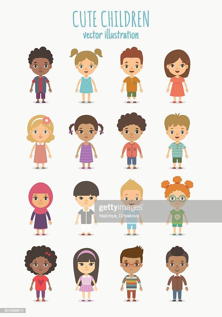 Children set
