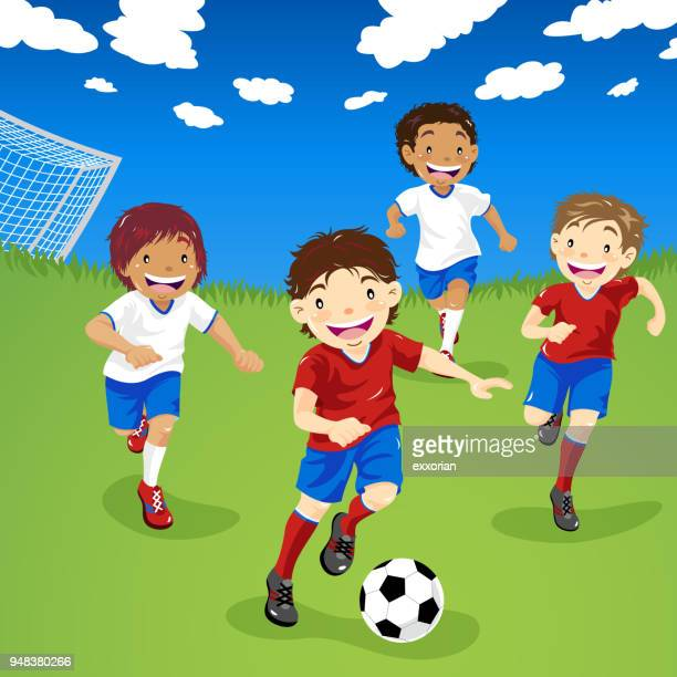 Children Soccer Competition