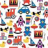 Children's Toy Pattern