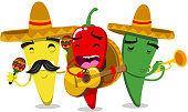 Chili Pepper Mariachi Mariachilis