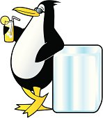 Chillin' Penguin
