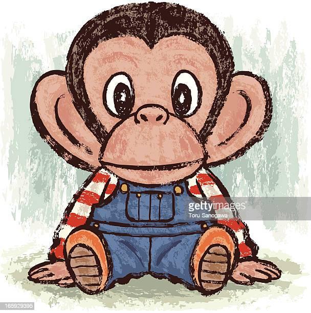 チンパンジー服