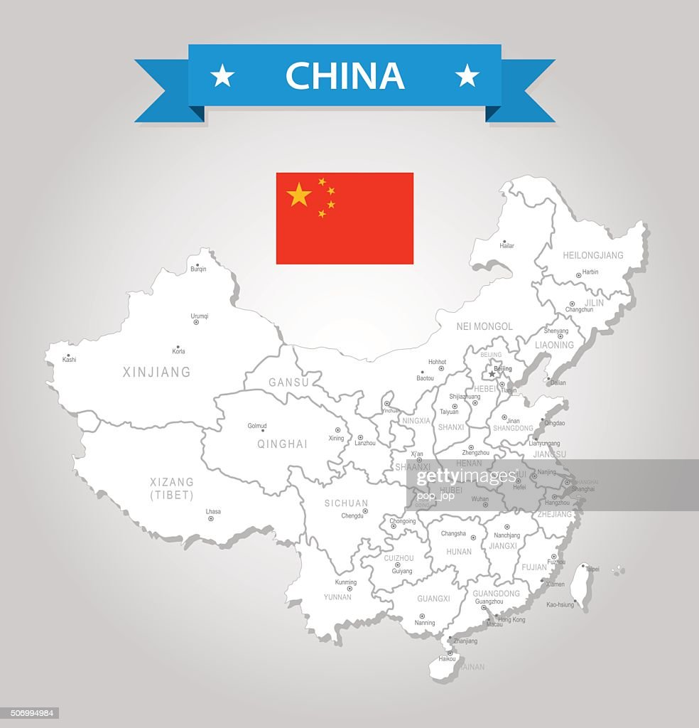 China oldfashioned map illustration vector art getty images china old fashioned map illustration vector art gumiabroncs Gallery