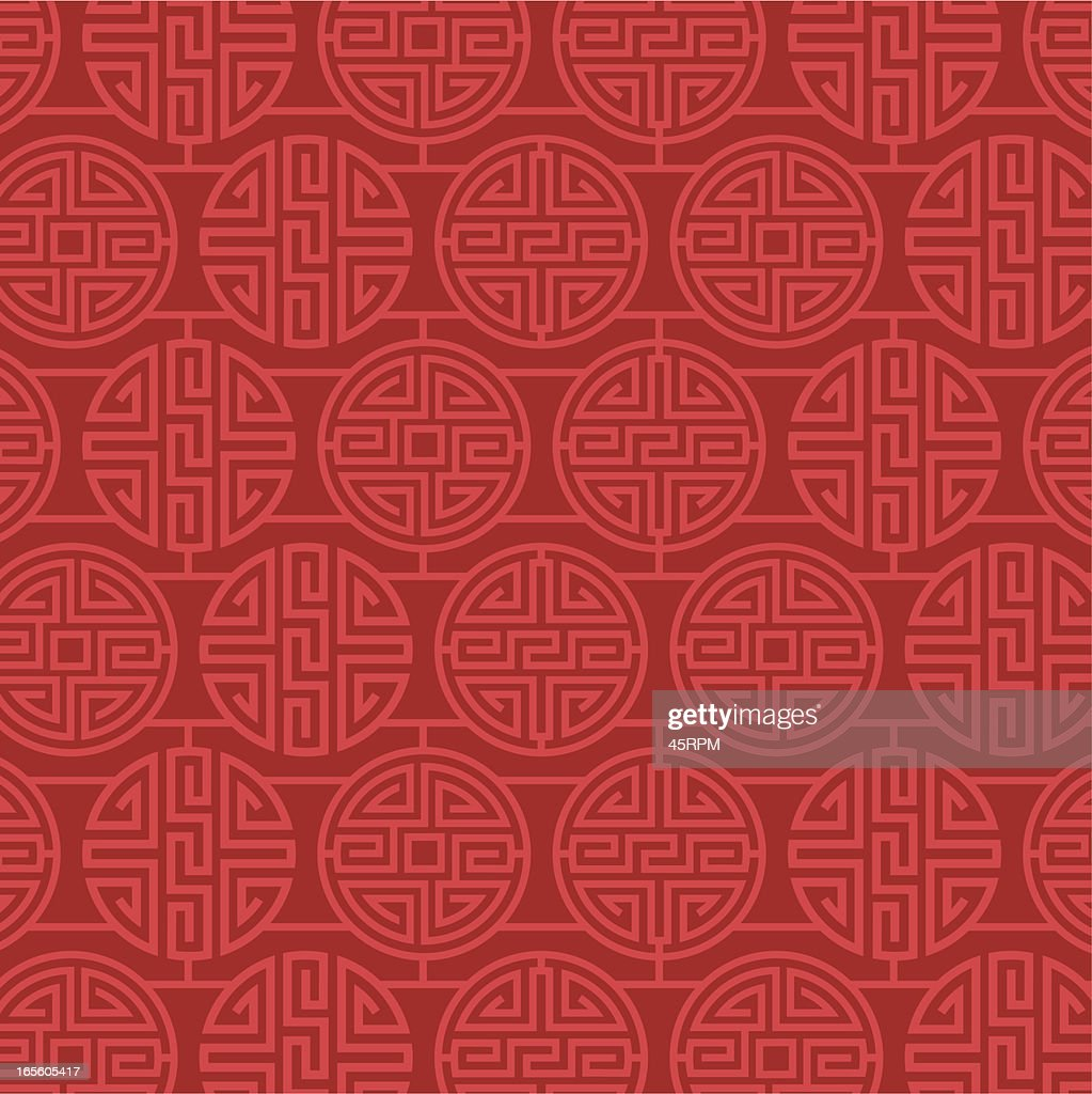 China Pattern Design