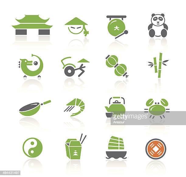 中国文化 2 /スプリングシリーズ - 竹点のイラスト素材/クリップアート素材/マンガ素材/アイコン素材