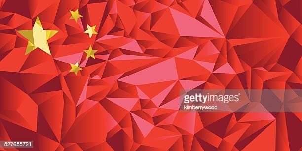 illustrations, cliparts, dessins animés et icônes de drapeau chinois - communisme
