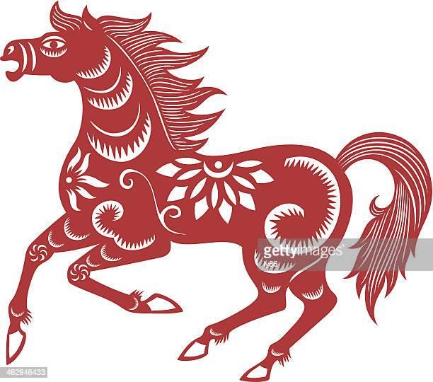 Chinese Horse